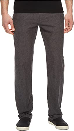 Perry Ellis - Linen Cotton Drawstring Pants