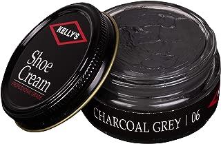 charcoal grey shoe polish
