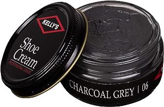 dark grey shoe polish