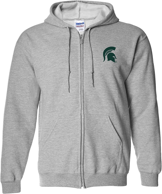 NCAA Primary Logo Team Ranking TOP13 Color College Full Hoodie Universi Max 44% OFF Zip