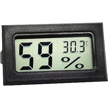 Mini Digital LCD Humidity Temperature Meter Thermometer Hygrometer neu