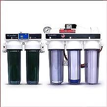 LiquaGen – Aquarium Reef Reverse Osmosis RO/DI Water Filter System + TDS Meter,..