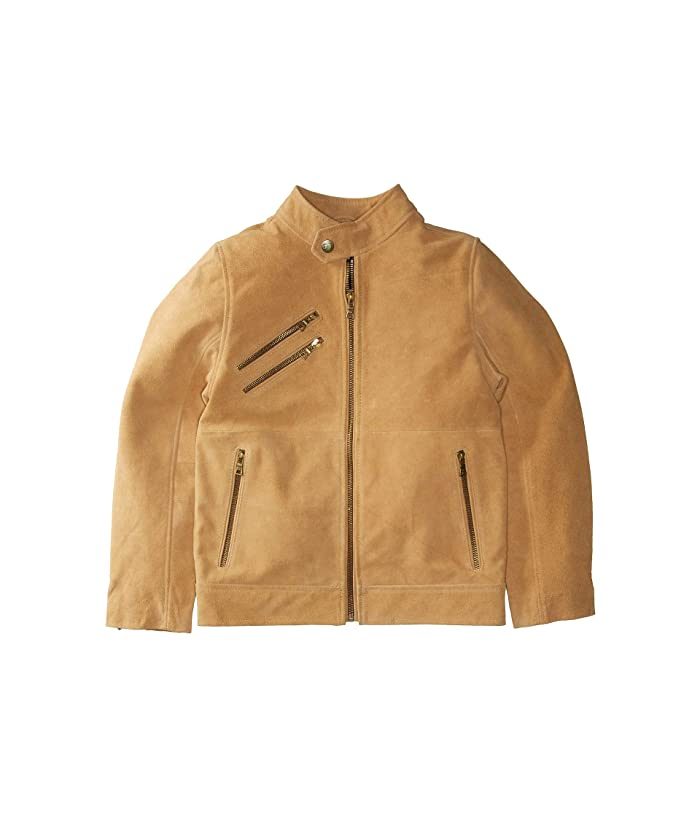 Urban Republic Boys Trendy Pu Suede Jacket