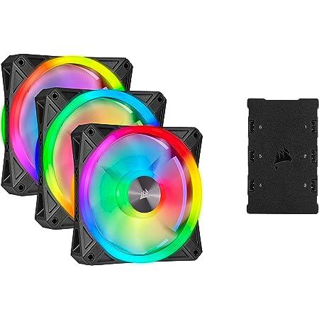 connecter /à nimporte quel appareil ARGB de 5 V /à 3 broches 2 x 20 cm EZDIY-FAB C/âble adaptateur pour Corsair Lighting Node Pro et Corsair ICUE Commander Pro Smart RGB Lighting
