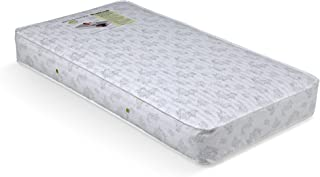 Child Craft Innerspring Crib and Toddler Bed Mattress, White