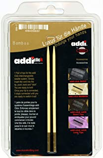 NEU Addi click Bambus Nadelsystem 8 Stärken 3 Seillängen