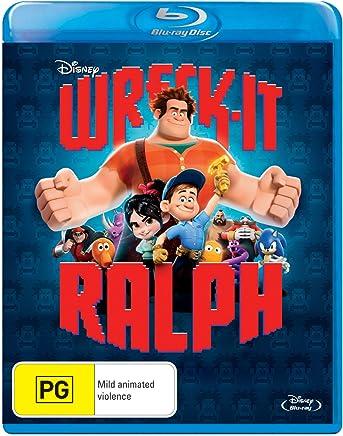 Wreck It Ralph (Blu-ray)