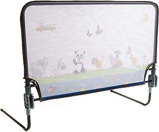 Agubugu Baby AGU-105-90 Hayvan Desenli Katlanabilir Yatak Bariyeri, 90cm