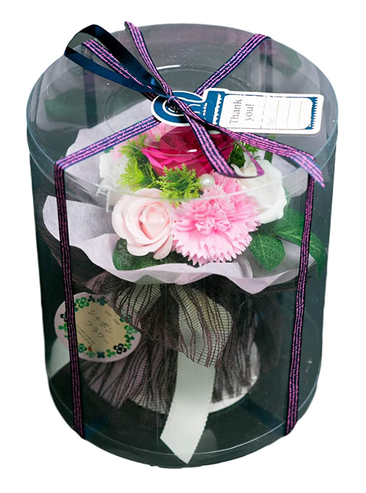 イデオロギー独特の異なるドレスブーケ ローズ 花束 バラ お祝い 枯れない花 シャボンフラワー ソープフラワー フレグランスフラワー 石けん素材 誕生日 卒業祝い 入学祝い 退職祝い 母の日