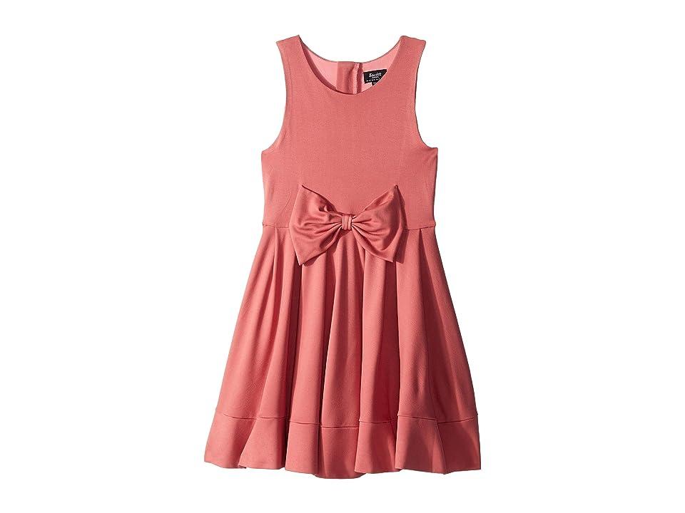 Bardot Junior Ava Ponte Dress (Big Kids) (Rose) Girl