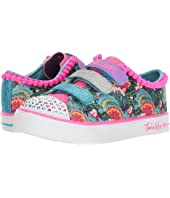 SKECHERS KIDS Twinkle Toes - Twinkle Breeze 2.0 10877L Lights (Little Kid/Big Kid)