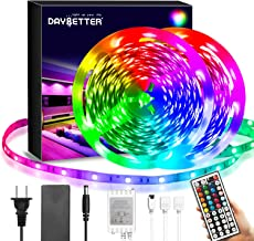 Daybetter SMD 5050 Remote Control Led Strip Lights