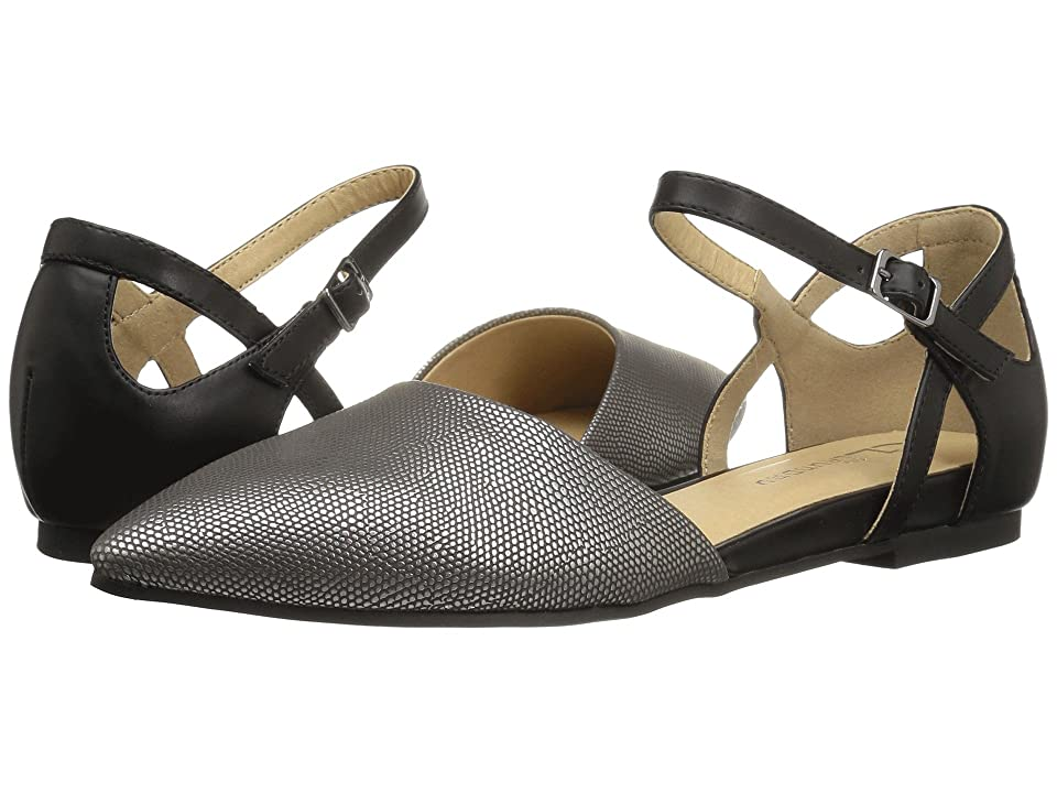 CL By Laundry Helena (Pewter/Black Lizard) Women