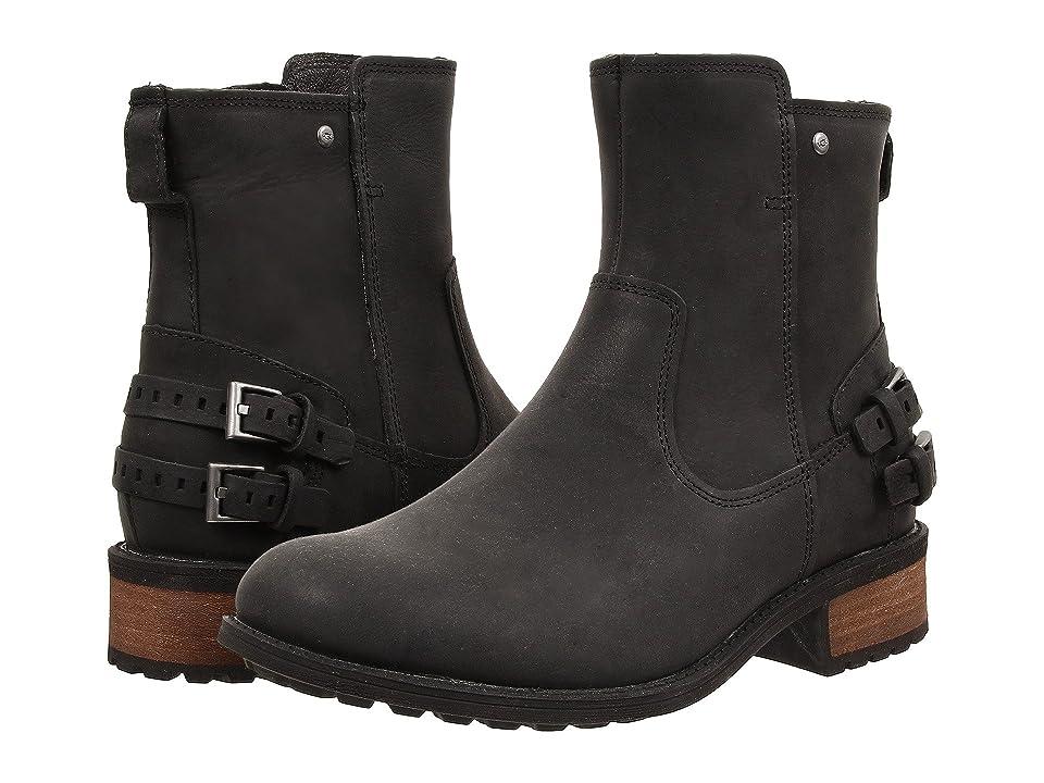 UGG Orion (Black Leather) Women