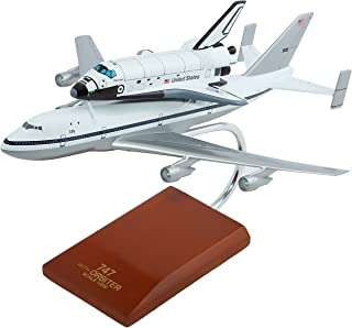 Mastercraft Collection, LLC Mastercraft Collection Boeing NASA Orbiter B747 with Shuttle Model Scale:1/200