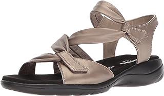 611c56371e2a77 Amazon.com  CLARKS - Sandals   Shoes  Clothing