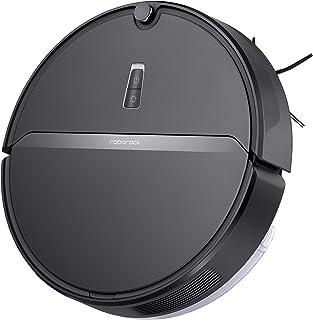 roborock E4 Robot Aspirador Negro, Limpieza Controlada por Aplicación (R100008)