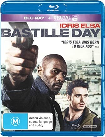 Bastille Day (Blu-ray + UV)