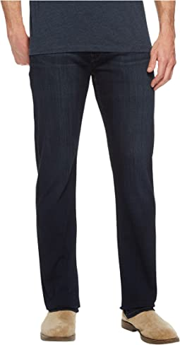 Paige - Normandie Straight Leg Soft Comfort Stretch in Russ