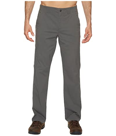 Royal Robbins Bug Barrier Everyday Traveler Pants (Charcoal) Men