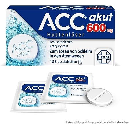 Acc 600 wie akut schnell wirkt Acc Akut