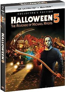 Halloween 5: The Revenge of Michael Myers - Collector's Edition [4K UHD] [Blu-ray]