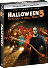 Halloween 5: The Revenge of Michael Myers - Collector's Edition 4K Ultra HD + Blu-ray