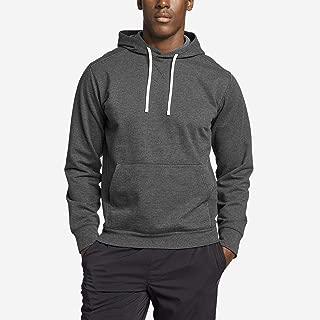 [エディー・バウアー] Eddie Bauer Camp Fleece Pullover Hoodie パーカー メンズ フード付き 秋服 プルオーバー スウェットシャツ 4カラー [並行輸入品]