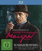 Maigret Series 2 (2017) ( A Night at the Crossroads / Maigret in Montmartre ) (Kommissar Maigret: Die Nacht der Kreuzung / Die Tänzerin und die Gräfin) [Blu Ray (1080i) Region A/B/C]