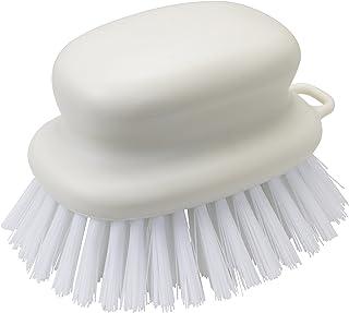 マーナ(Marna) お風呂のブラシ ホワイト W601W