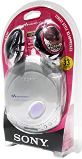 Sony Walkman D-E350 Silver