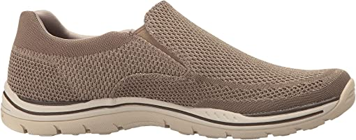 Taupe Knitted Mesh