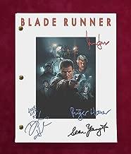 blade runner movie script