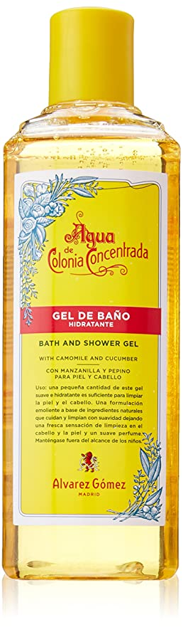 不利バラバラにする手段Alvarez Gomez Agua De Colonia Concentrate for Men Bath and Shower Gel, 10.5 Ounce by Alvarez Gomez
