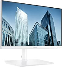 Samsung Business SH850 Series 24 Inch QHD 2560x1440 Desktop Monitor for Business (in White) with USB-C, HDMI, DisplayPort,...