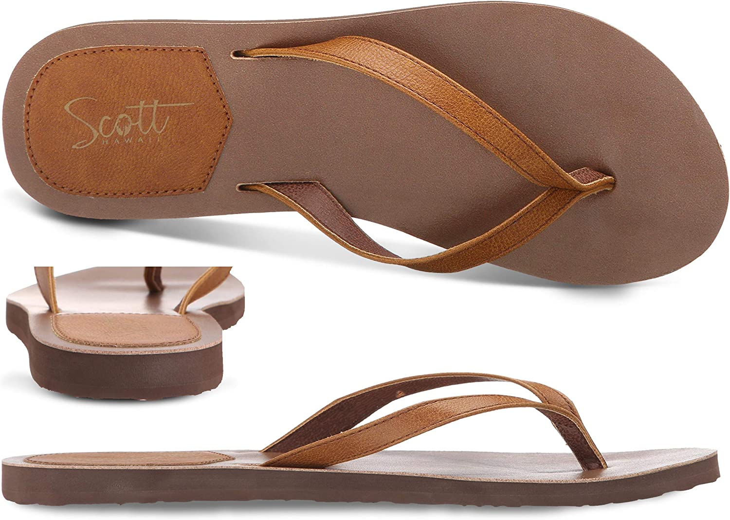 Scott Hawaii Women's Mohala Flip Flop