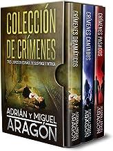 Colección de Crímenes: Tres libros en español de suspense e intriga (Serie de los detectives Bell y Wachowski)