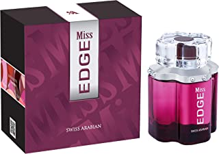 Swiss Arabian Miss Edge Eau de Parfum for Women 100ml