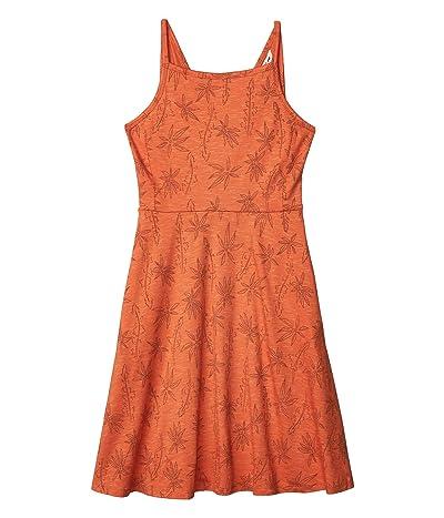 Toad&Co Samba Corfu Dress (Poppy Airy Floral Print) Women