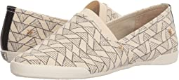 Melanie Canvas Slip-On