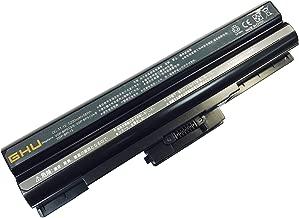 New GHU Battery 58WH Replacement for VGP-BPS13B VGP-BPS13/Q VGP-BPS13B/Q VGP-BPS21A VGP-BPS13A VGP-BPL13 VGP-BPS13A/B VGP-BPS21 VGP-BPS13B/S Compatible for Sony Vaio VGN-AW VGN-CS VGN-FW PCG-61411L