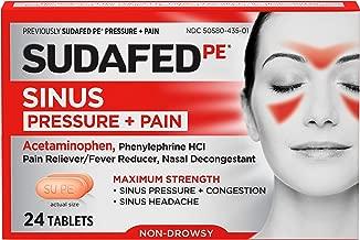 Best cvs severe allergy and sinus headache Reviews
