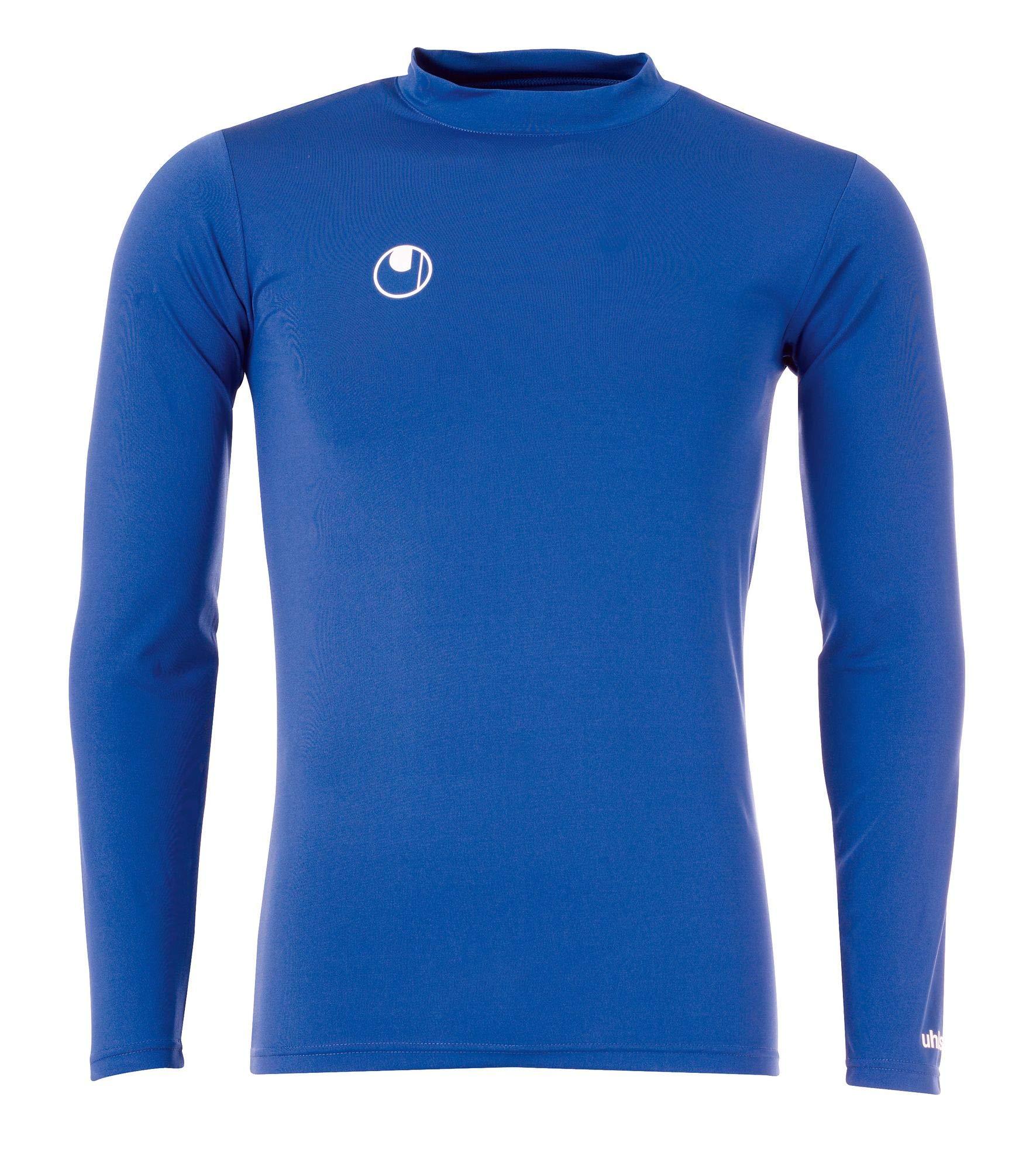 uhlsport T-Shirt Funktionsshirt LA Herren, azurblau, L