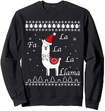 Fa La La Llama Sweater - Falalala Llama Sweater