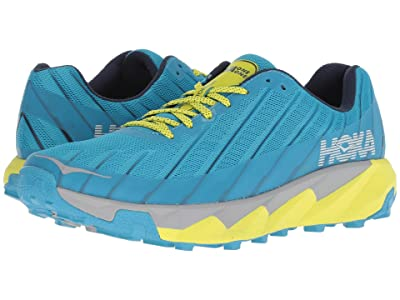Hoka One One Torrent (Cyan Blue/Citrus) Men