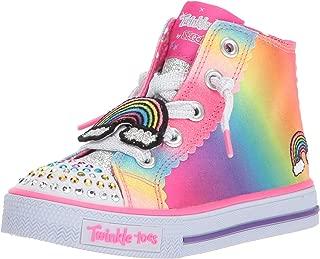 Skechers Kids' Shuffles-Patch Party Sneaker