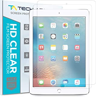 Tech Armor Anti-Glare / Anti-Fingerprint Film Screen Protector (Not Glass) for Apple iPad Air / Air 2 / iPad Pro 9.7 (2017) [2-Pack]
