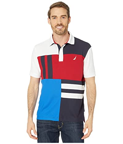 Nautica Fashion Polo (White) Men