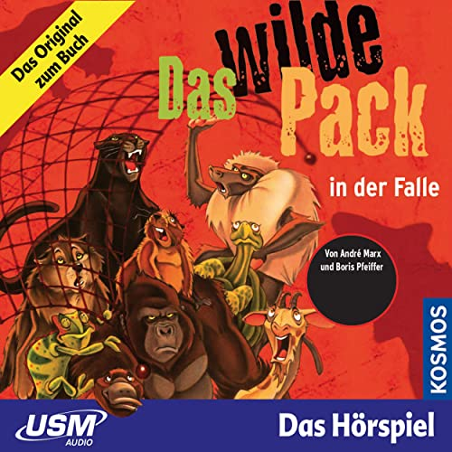 Teil 5: Das Wilde Pack in der Falle