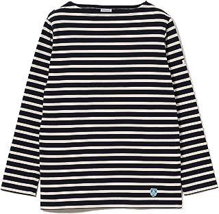 [レイビームス] ORCIVAL オーシバル Tシャツ ボーダー ロングスリーブ プルオーバー2 レディース